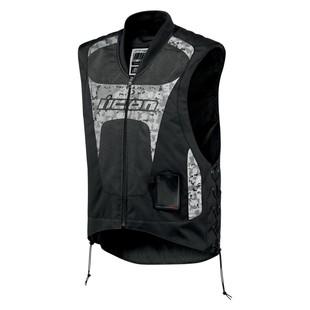 Icon Interceptor Reflective Vest - (Sz SM-MD Only) (Color: Black / Size: SM-MD) 722505