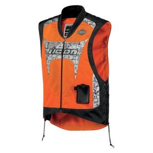 Icon Interceptor Reflective Vest (Color: Orange / Size: SM-MD) 722508