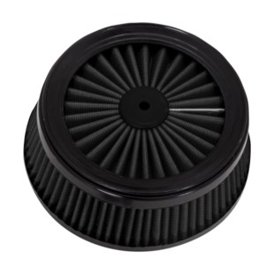 Vance & Hines Replacement Filter For Rogue / Cage Fighter Air Cleaner (Color: Black) 1212080