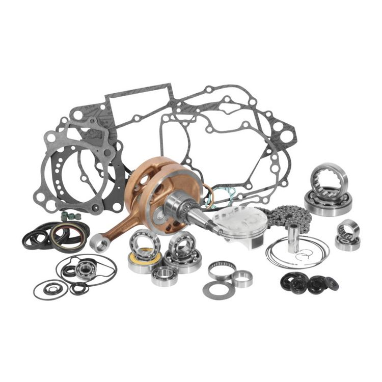 Wrench Rabbit Engine Rebuild Kit Honda CR125R 2001-2002
