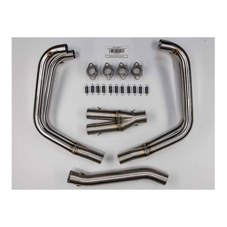 Hindle Exhaust Headers Suzuki Hayabusa 2008-2013