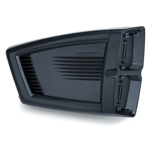 Kuryakyn Hypercharger ES Air Cleaner For Harley Touring 2017-2018 (Finish: Black) 1213735