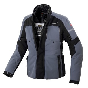 Spidi Tour EVO H2Out Jacket (Color: Grey / Size: XL) 1166148
