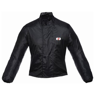 Oxford Estoril Rain Jacket (Color: Black / Size: 3XL) 1214182