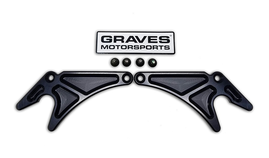 Graves Rear Stand Hook Yamaha R6 2017 2018 Cycle Gear