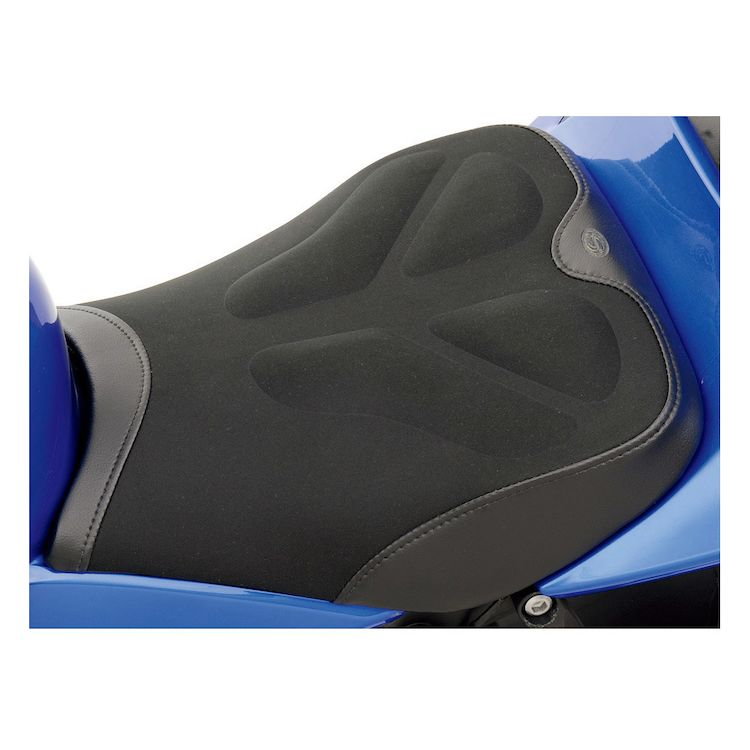 Saddlemen Gel-Channel Tech Seat Kawasaki Ninja 300 2013-2017