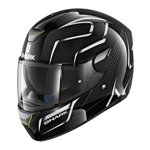Shark SKWAL Flynn Helmet (Color: Black/White / Size: XS) 1215221