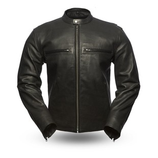First Manufacturing Turbine Jacket (Color: Black / Size: SM) 1215613