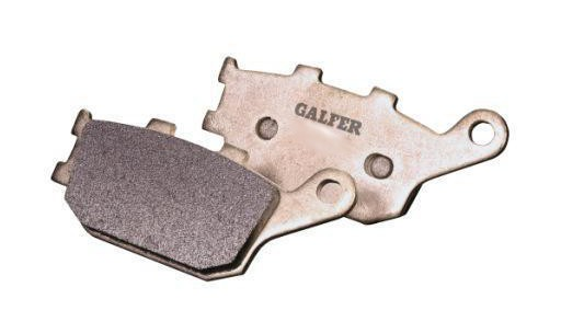 EBC Double-H Sintered Front or Rear Brake Pads 1 Set FA209//2HH
