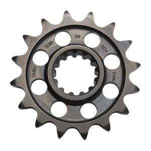 Vortex 438-54 Silver 54-Tooth Rear Sprocket