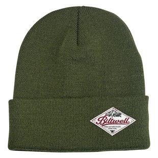 Biltwell Camper Beanie Winter Hat (Color: Olive) 1220344