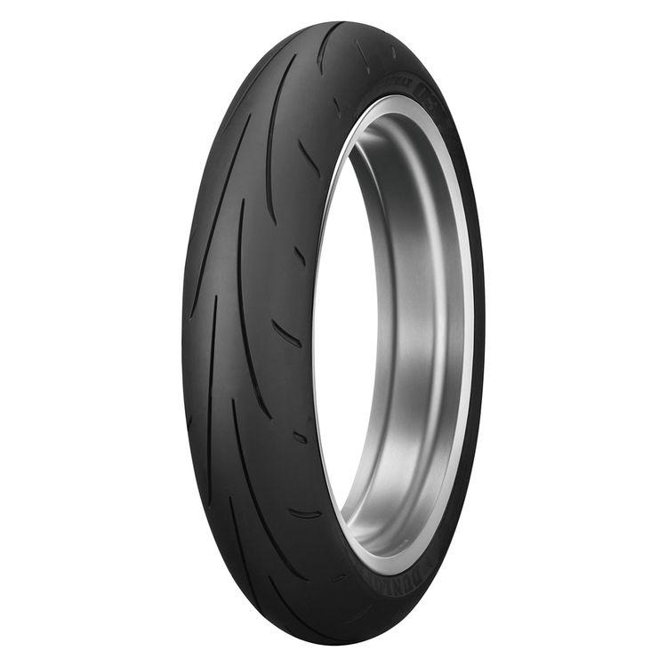 Dunlop Q3 Plus Sportmax Tires