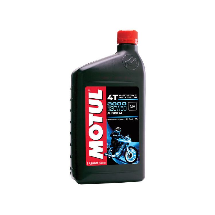 Motul 3000 Mineral Engine Oil (1 Quart)