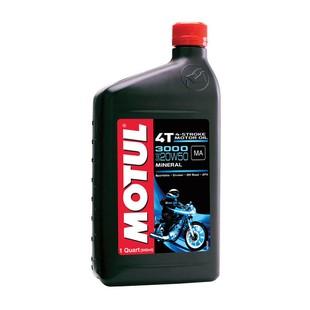 Motul 3000 Mineral Engine Oil (Type: 10W40 / Size: 1 Quart) 1222532