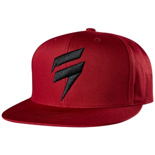 Shift Corp Snapback Hat (Color: Dark Red) 1222765