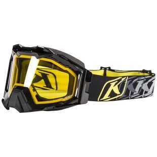 Klim Viper Pro K Corp Goggles (Color: Black/Yellow) 1205284
