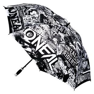 O'Neal Moto Attack Umbrella (Color: Black/White) 1223761