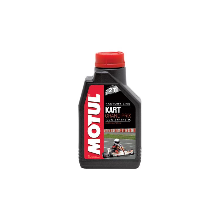 Motul Kart Grand Prix Synthetic 2T Engine Oil