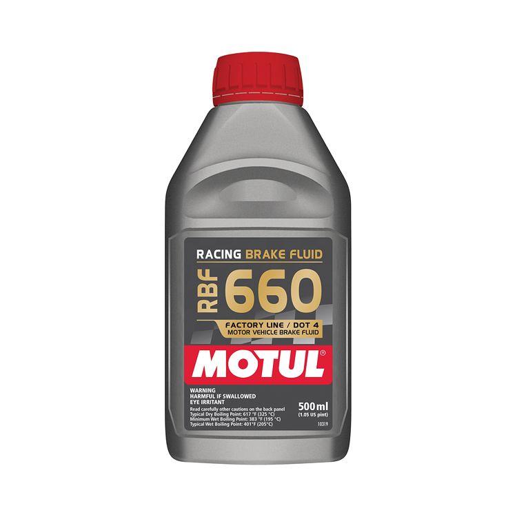 Motul RBF660 Racing Brake Fluid