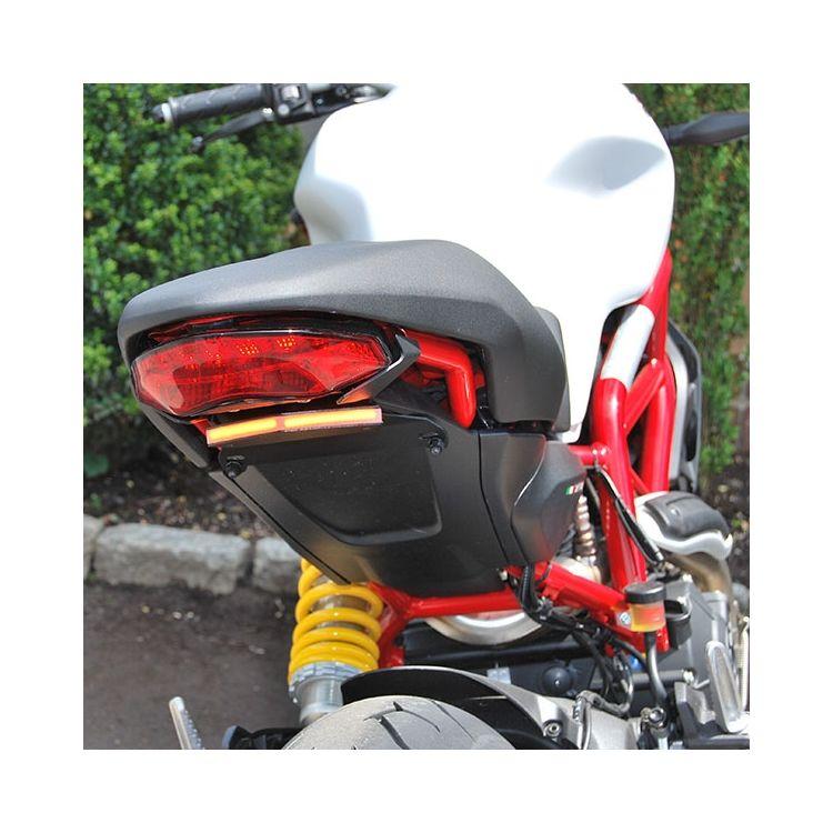 New Rage Cycles LED Fender Eliminator Ducati Monster 797 / 797+ 2017-2020