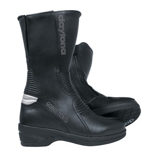 Daytona Lady Pilot GTX Boots (Color: Black / Size: 36) 1148775