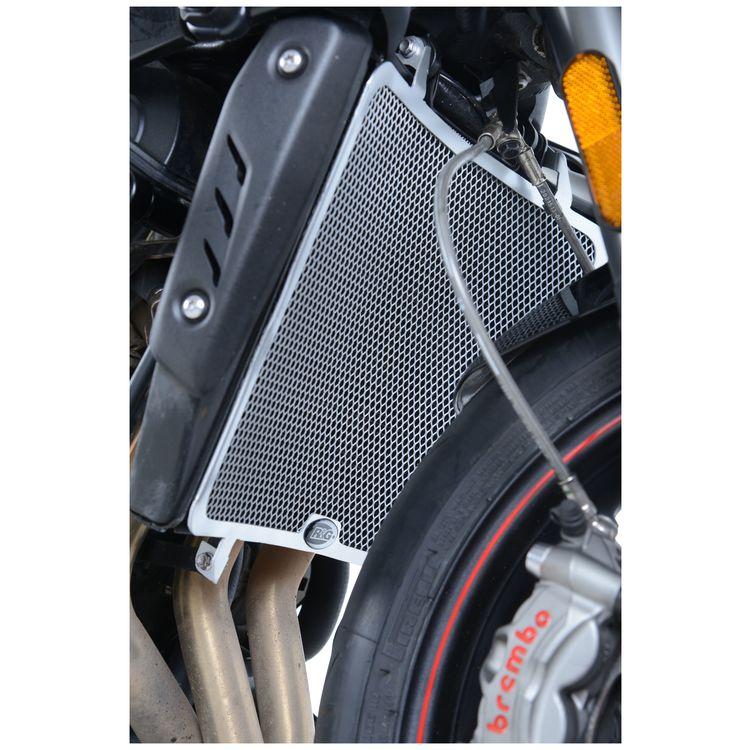 R&G Racing Radiator Guard Triumph Street Triple 765 2017-2019