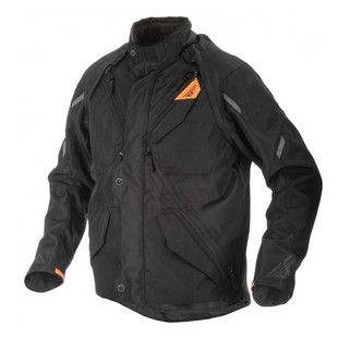Fly Racing Patrol Jacket (Color: Black / Size: 2XL) 1224545