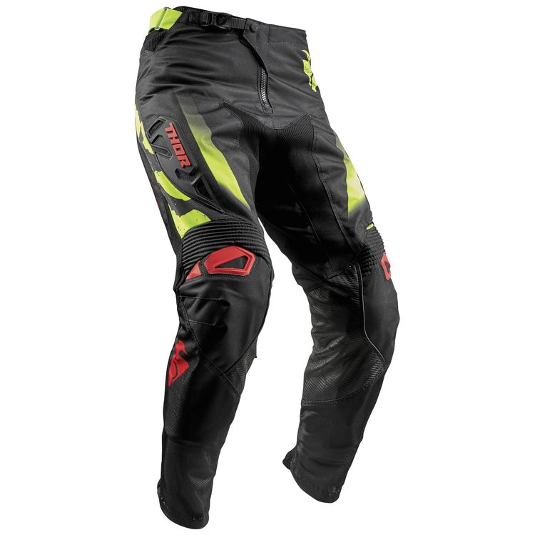 Black/Red/Lime