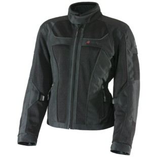 Olympia Eve Women's Jacket (Color: Black / Size: 3XL) 1225896