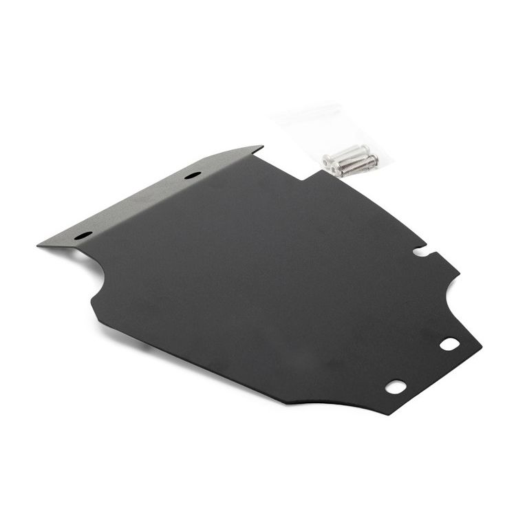 British Customs Fender Eliminator Underplate Kit Triumph Bonneville / SE / T100 / Thruxton / Scrambler