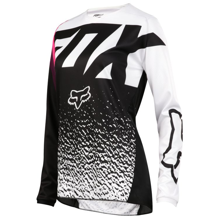 50e246c0c74 Fox Racing Youth 180 Girl's Jersey. Write a Review. Black/Pink