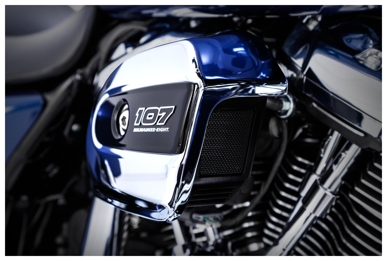 Vance & Hines VO2 Naked Air Intake Kit For Harley Milwaukee Eight 2017-2019