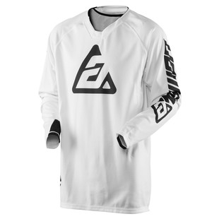 Answer Elite Jersey (Color: White / Size: SM)
