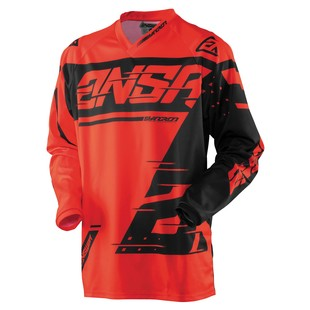 Answer Syncron Jersey (Color: Red/Black / Size: XS) 1235757