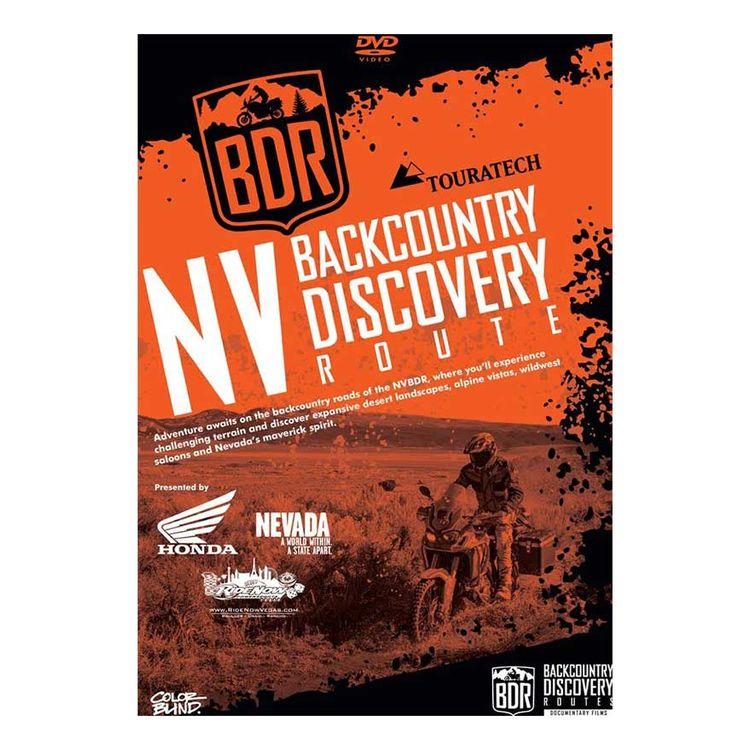 Butler Maps Nevada Backcountry DVD