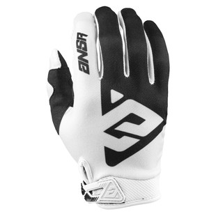 Answer Youth AR1 Gloves (Color: Grey/Black / Size: LG) 1235011