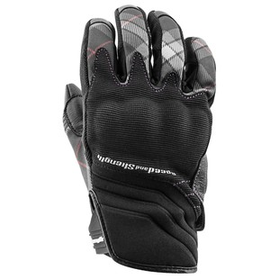 Speed and Strength Cross My Heart Women's Gloves (Color: Grey / Size: LG) 1237023
