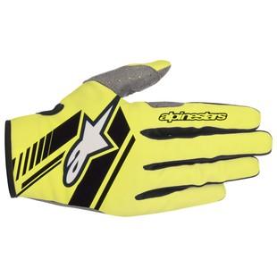 Alpinestars Neo Gloves (Color: Fluo Orange/Dark Blue / Size: LG) 1237351