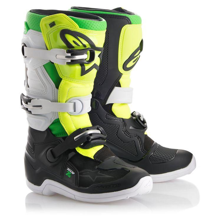 Black/Hi-Viz/Green