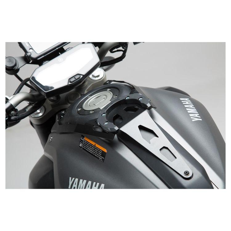 SW-MOTECH Quick-Lock EVO Tankring Adapter Kit Yamaha FZ-07 / MT-07 2015-2018 (superseded)