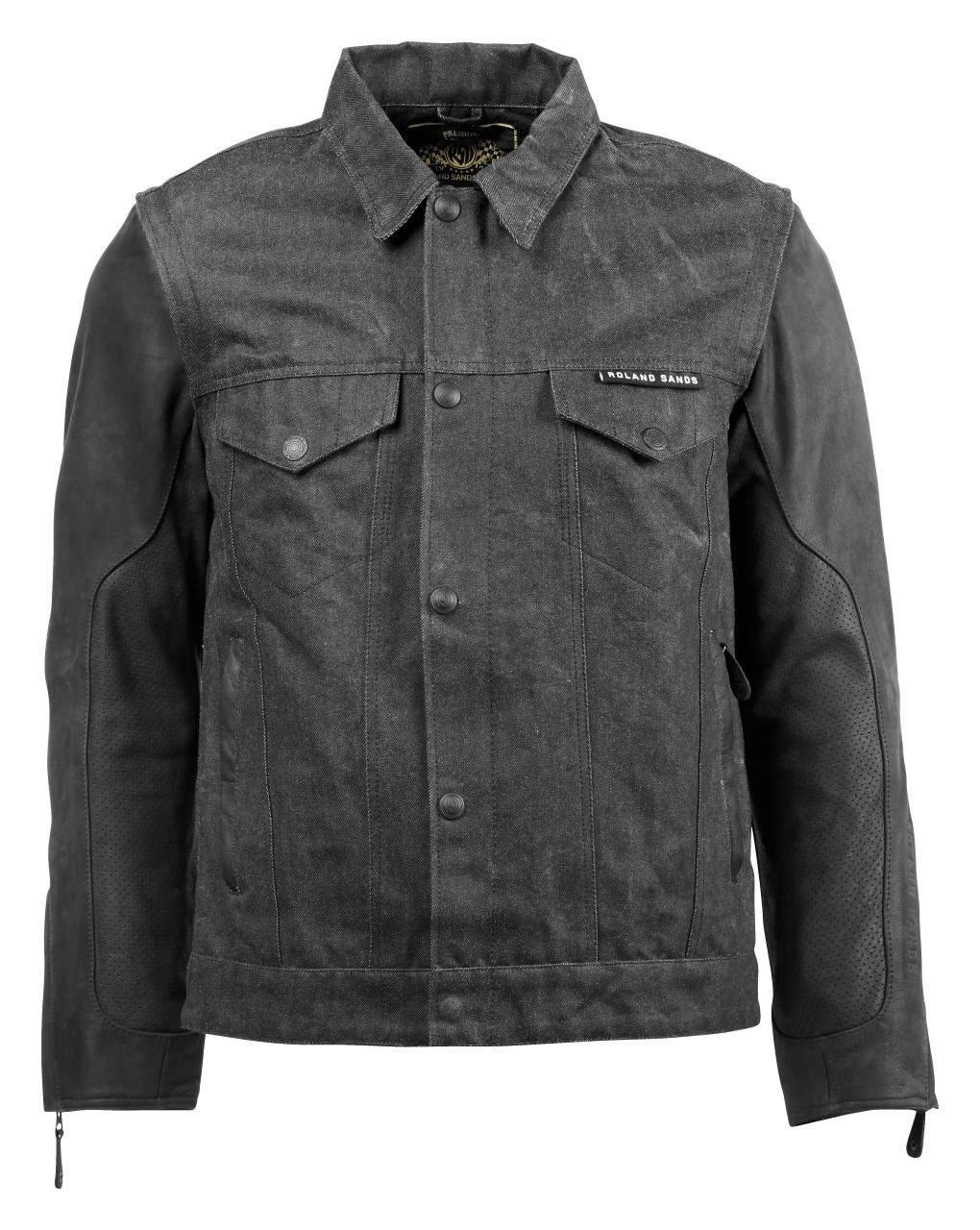 Roland Sands Hefe Jacket Cycle Gear
