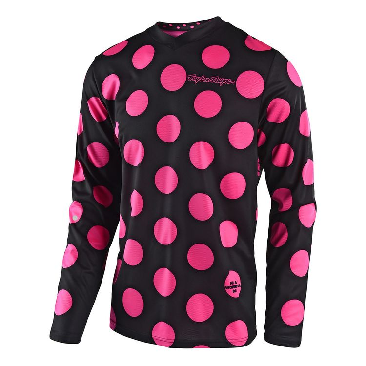 Black/Flo Pink