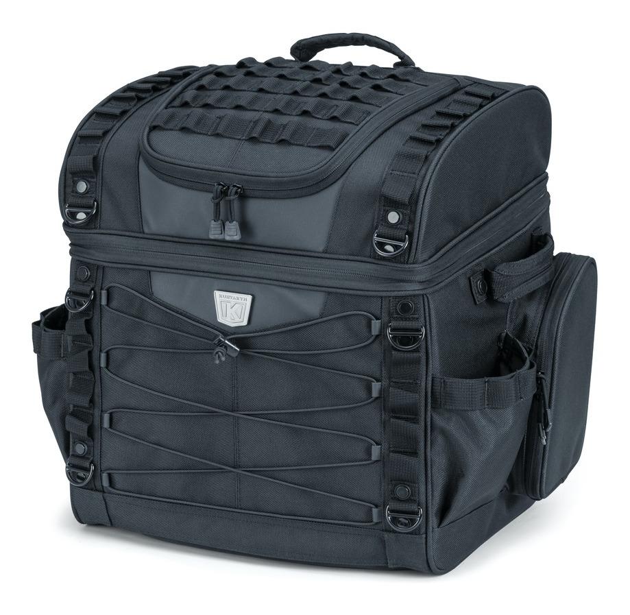 Kuryakyn Luggage Rack SissyBar Removable Backrest Pad Momentum Xkursion MultiFit
