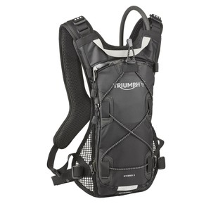 Triumph Performance Hydro-3 Backpack by Kriega (Color: Black) 1022577