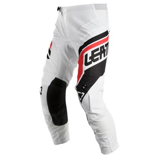 Leatt Youth GPX 2.5 Pants (Color: White/Black / Size: XS) 1240500