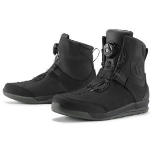 Icon Patrol 2 Boots (Color: Black / Size: 12) 1240046