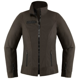 Icon 1000 Fairlady Women's Jacket (Color: Espresso / Size: SM) 1240138