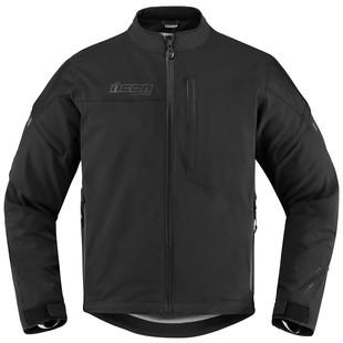 Icon Tarmac Jacket (Color: Black / Size: 4XL) 1240110