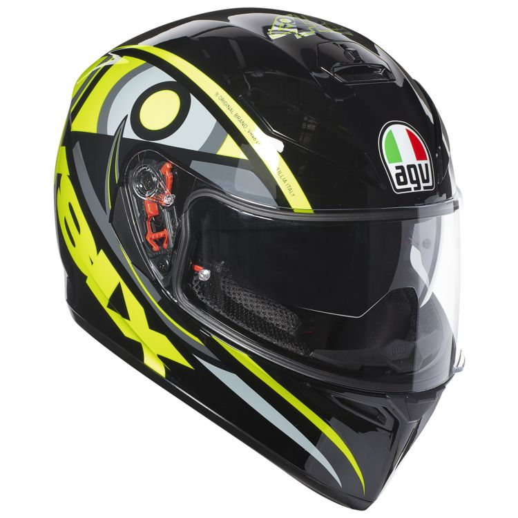 AGV K3 SV Sole Luna Helmet (XS)