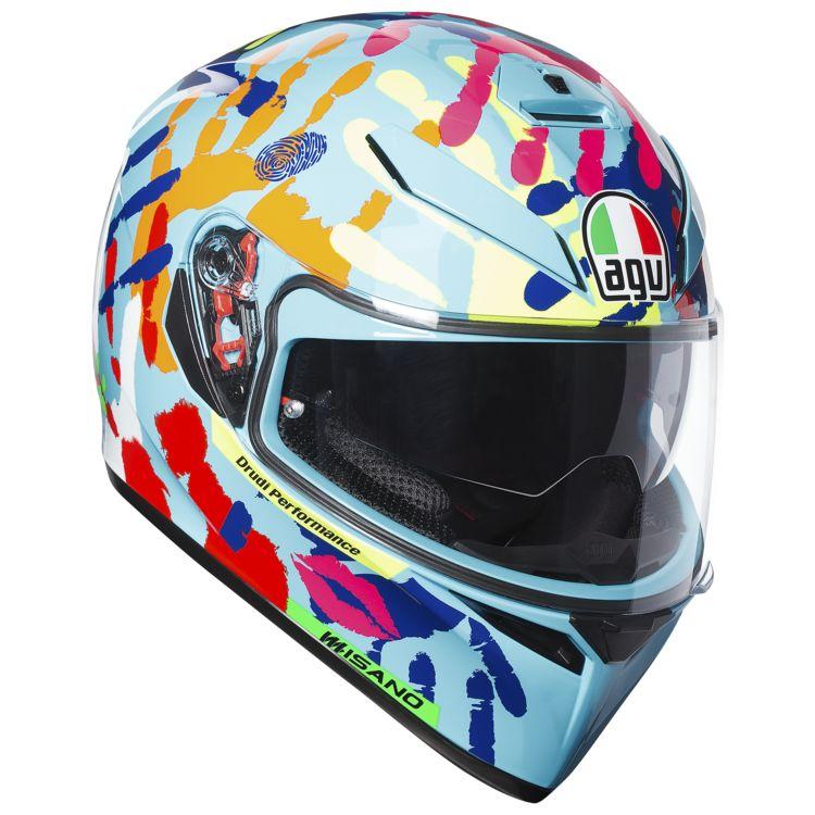 ad72f46c How To Change Agv Helmet Visor - TripodMarket.com